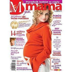 Miesięcznik M jak Mama marki Wydawnictwo Murator - zdjęcie nr 1 - Bangla