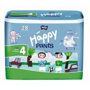 Bella Happy Pants Girls, Boys marki Bella Baby - zdjęcie nr 1 - Bangla