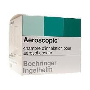 Aeroscopic komora inhalacyjna, tuba do inhalacji marki Boehringer Ingelheim - zdjęcie nr 1 - Bangla