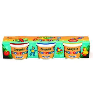 Ciastolina Mini Kids. Różne opakowania marki Crayola - zdjęcie nr 1 - Bangla