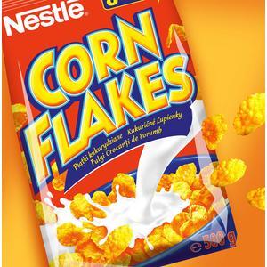 Płatki Kukurydziane, Corn Flakes marki Kaszki Nestlé - zdjęcie nr 1 - Bangla