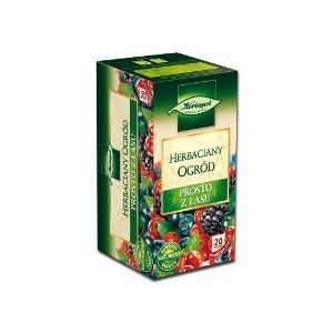 Herbaciany Ogród - owocowe herbaty ekspresowe marki Herbapol - zdjęcie nr 1 - Bangla