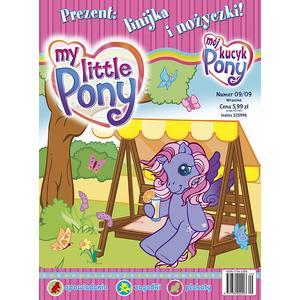 Mój kucyk Pony. Czasopismo dla dzieci w wieku 4 do 6 lat marki Egmont - zdjęcie nr 1 - Bangla