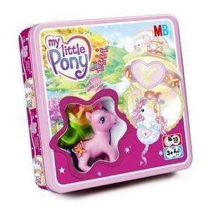 Kucyk w metalowym pudełku marki My Little Pony - zdjęcie nr 1 - Bangla