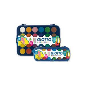 Giotto, farby akwarelowe. Akwarele różne opakowania marki Fila - zdjęcie nr 1 - Bangla