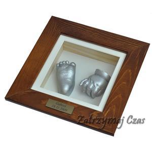 Midi, Mini Zatrzymaj Czas 0-12m z małą ramką lub małą ramką foto marki Zatrzymaj Czas - zdjęcie nr 1 - Bangla