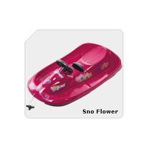 Nartosanki Sno Flower marki Hamax - zdjęcie nr 1 - Bangla