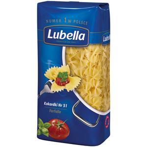 Lubella Classic Świderki, Łazanki, Muszelki, Fale, Kolanka, Uszka, Pióra marki Lubella - zdjęcie nr 1 - Bangla