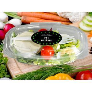 Fit, gotowe dania z warzywami. Różne kompozycje smakowe marki Kuchnia Polki - zdjęcie nr 1 - Bangla