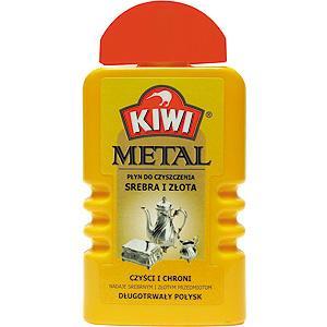 Kiwi Metal Płyn do czyszczenia srebra i złota marki Kiwi - zdjęcie nr 1 - Bangla