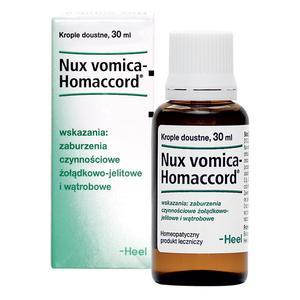 Nux vomica-Hommacord marki Heel - zdjęcie nr 1 - Bangla