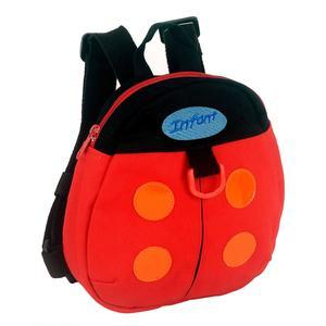 Szelki do prowadzenia dziecka z plecaczkiem Traveller Infant marki Infant - zdjęcie nr 1 - Bangla