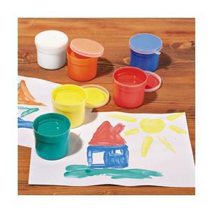 Farby do malowania palcami marki Lidl - zdjęcie nr 1 - Bangla