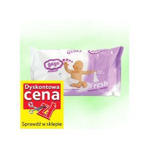 Chusteczki nawilżane Gaga Premium marki Tesco - zdjęcie nr 1 - Bangla