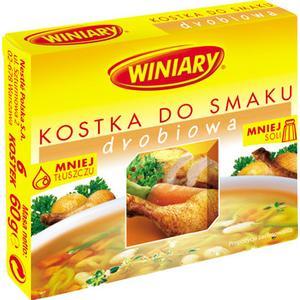 Kostka do Smaku Drobiowa, Warzywna, Wołowa marki Winiary - zdjęcie nr 1 - Bangla