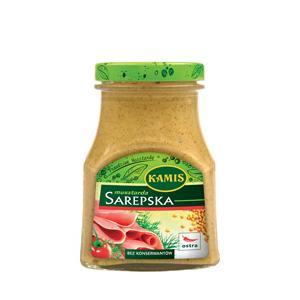 Musztarda Sarepska. Słoik lub butelka marki Kamis - zdjęcie nr 1 - Bangla