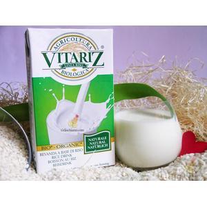 Vitariz Napój Mleko Ryżowe naturalne marki Alinor - zdjęcie nr 1 - Bangla