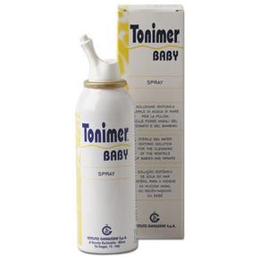 Tonimer Baby - spray do higieny nosa marki Istituto Ganassini - zdjęcie nr 1 - Bangla