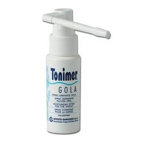 Tonimer, Spray nawilżający do gardła  marki Istituto Ganassini - zdjęcie nr 1 - Bangla