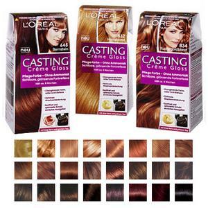 Casting Creme Gloss - szampon koloryzujący. Wszystkie kolory marki L'oreal Paris - zdjęcie nr 1 - Bangla