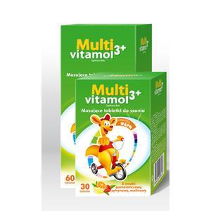 Multivitamol 3+ marki Zdrovit - zdjęcie nr 1 - Bangla