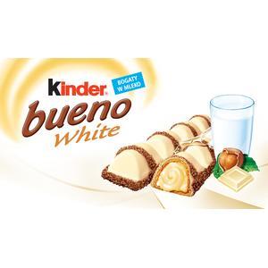 Kinder Bueno White marki Ferrero - zdjęcie nr 1 - Bangla