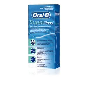 Nić Dentystyczna Super Floss marki Oral-B - zdjęcie nr 1 - Bangla