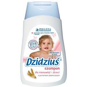 Szampon dla dzieci i niemowląt Dzidziuś marki Pollena Ostrzeszów - zdjęcie nr 1 - Bangla