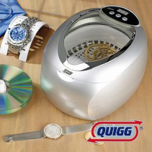 Quigg, Ultradźwiękowe urządzenie do czyszczenia biżuterii marki Aldi - zdjęcie nr 1 - Bangla