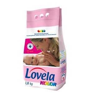 LOVELA Kolor Proszek do prania ubranek niemowlęcych i dziecięcych. Różne wielkości opakowań marki Reckitt Benckiser - zdjęcie nr 1 - Bangla