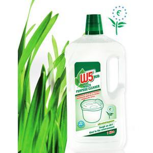 W5 Eco Multi Purpose Cleaner, ekologiczny uniwersalny płyn do czyszczenia marki Lidl - zdjęcie nr 1 - Bangla