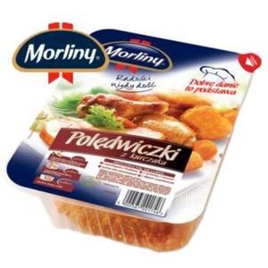 Polędwiczki z kurczaka w panierce marki Morliny - zdjęcie nr 1 - Bangla
