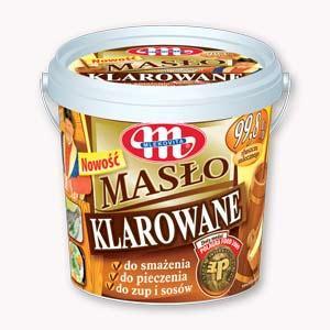 Masło Klarowane marki Mlekovita - zdjęcie nr 1 - Bangla