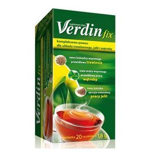 Verdin Fix, herbatka marki USP Zdrowie - zdjęcie nr 1 - Bangla