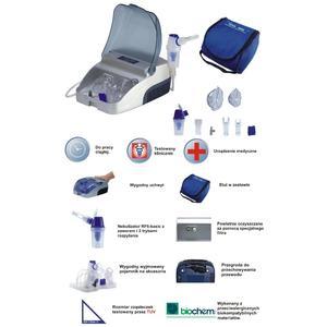 Inhalator TM DocNeb marki Tech-Med - zdjęcie nr 1 - Bangla