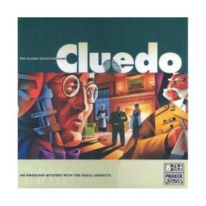 Cluedo  Klasyczna gra detektywistyczna marki Parker - zdjęcie nr 1 - Bangla