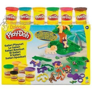Safari marki Play Doh - zdjęcie nr 1 - Bangla