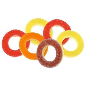 Żelki w cukrze, Oponki, Lemoniadki, Języczki marki 3 Topole - zdjęcie nr 1 - Bangla