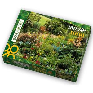 Puzzle, Czerwcowy Ogród, Seria Botanica marki Trefl - zdjęcie nr 1 - Bangla