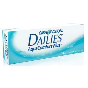 Focus Dailies, AquaComfort Plus, Soczewki jednodniowe marki Ciba Vision - zdjęcie nr 1 - Bangla