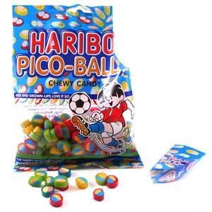 Pico Balla, Żelki marki Haribo - zdjęcie nr 1 - Bangla