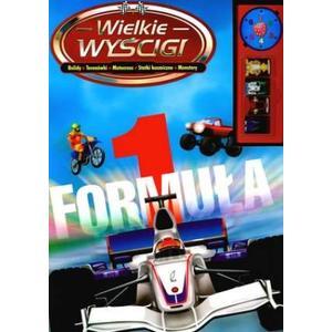 Wielkie Wyścigi, Formuła 1, gra marki Wilga - zdjęcie nr 1 - Bangla