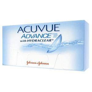 Acuvue Advance with Hydraclear, soczewki dwutygodniowe marki Johnson & Johnson - zdjęcie nr 1 - Bangla