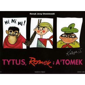 Komiksy, seria Tytus, Romek i A'Tomek marki Prószyński i S-ka - zdjęcie nr 1 - Bangla