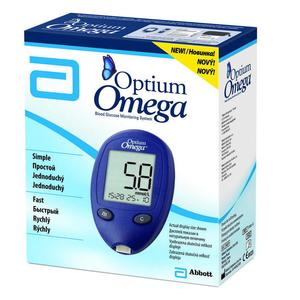 Optimum Omega, glukometr marki Abbott - zdjęcie nr 1 - Bangla