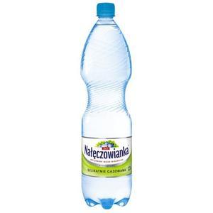 Naturalna Woda mineralna delikatnie gazowana marki Nałęczowianka - zdjęcie nr 1 - Bangla