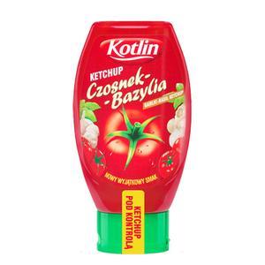 Ketchup czosnek-bazylia (stara wersja) marki Kotlin - zdjęcie nr 1 - Bangla