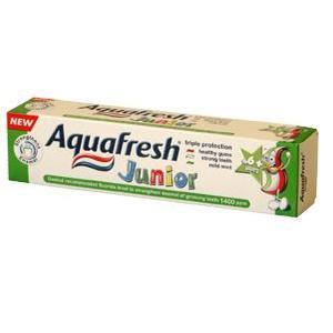 Junior 6+, pasta do zębów marki Aquafresh - zdjęcie nr 1 - Bangla