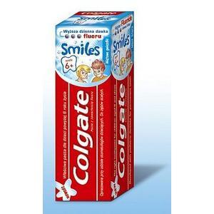 Smiles 6+, pasta do zębów marki Colgate - zdjęcie nr 1 - Bangla
