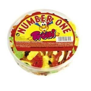 Number One, żelki marki Trolli - zdjęcie nr 1 - Bangla